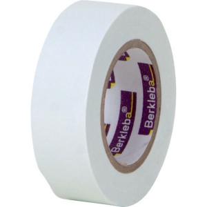Berkleba Isolatieband wit 15x10m - EM204017 | Vlamvertragend | Veilig