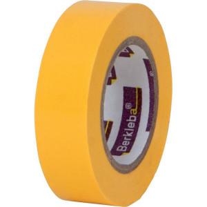 Berkleba Isolatieband geel 15x10m - EM20401 | Vlamvertragend | Veilig