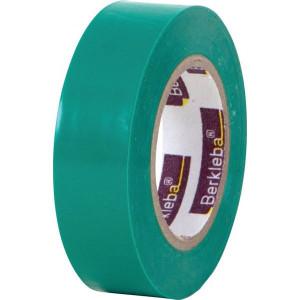 Berkleba Isolatieband groen 15x10m - EM20403 | Vlamvertragend | Veilig