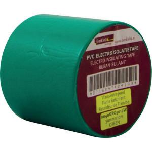 Berkleba Tape voor silofolie groen 50x10m - EM20408 | Vlamvertragend | Veilig