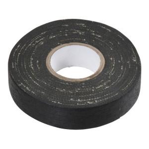 Berkleba Linnentape zwart 19mmx10 m - EM2040LT1910 | Soepel en sterk | Universeel te gebruiken