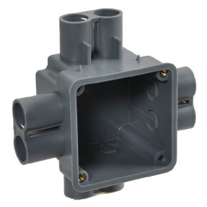 HAF Centraaldoos - EM4510073   55 mm