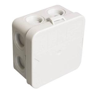 Attema Kabelverdeeldoos LP40 - EM4514086   Beschermingsklasse IP 54   95 x 95 x 55 mm