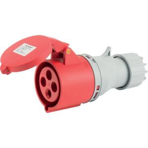 Gopart Stekkerdoos 32AMP.4-P.CEE - EM84323 | 380 415 V | 44 IP