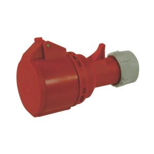 Gopart Contrastekker CEE 32A 5-P - EM85323 | 380 415 V | 44 IP