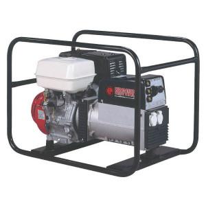 Europower Lasgenerator HS 200 A 4 kVA 230 V - EP200X2 | 6,1 l ltr. | 50 200 A | 4 kVA cont. | 97 LwA | 200 A/DC A | 140 A/DC A | 83 x 55 x 60cm