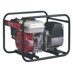 Europower Generator H/MA 3,2kVA 230V - EP3300HMA | 3,6 l ltr. | 196 cm³ | 3 kVA max. | 2,7 kVA cont. | 12 A 230V | 95 LwA | 50 Hz | 3000 Rpm | 58 x 42 x 44cm