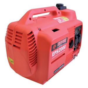 Europower Generator H/S 1,7 kVA 230/12V - EPSI2000 | 7,7 l ltr. | 98 cm³ | 1,7 kVA max. | 1,5 kVA cont. | 6,4 A 230V | 93 LwA | 3,5 Hp