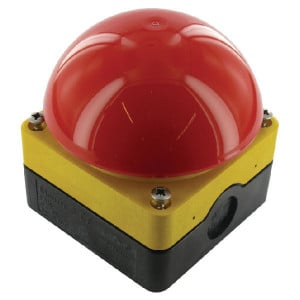 Eaton Paddestoelknop rood - FAKRVKC02IY