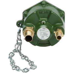 Ferroni Rollenpomp ML 20 - FE300401 | 200x180x200 mm | 25 bar | 700 Rpm | 5,5 Hp | 180 l/min
