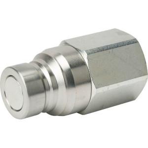 """Parker 3/4 stekker Tema FF ISO16028 - FEM62212FB   250 bar   5/8"""" Inch"""