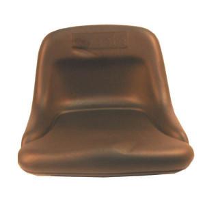 Zitting met hoge rugleuning - FGP000302 | Voor zitmaaiers | Meerdere modellen | 489 mm | 482 mm | 356 mm | 502 mm