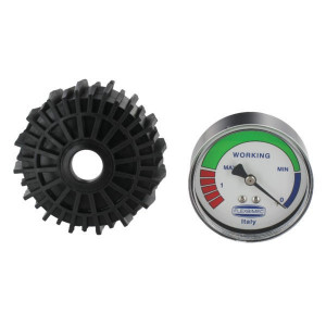 Flexbimec Manometer met Pakking Ø63mm - FGP015399