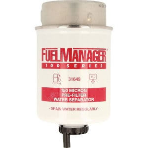 Fuel Manager Filterelement FM100 - FM31649 | 109.2 mm | 150 µm