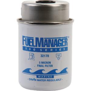 Fuel Manager Filterelement Marine FM100 - FM32178 | 109.2 mm | 5 µm