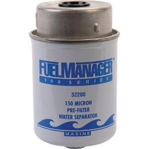 Fuel Manager Filterelement Marine FM100 - FM32200 | 109.2 mm | 150 µm