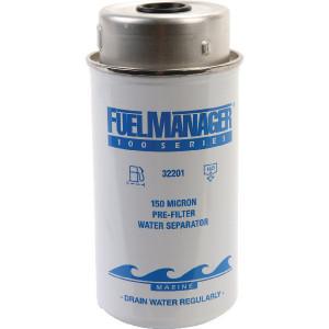Fuel Manager Filterelement Marine FM100 - FM32201 | 152.4 mm | 150 µm