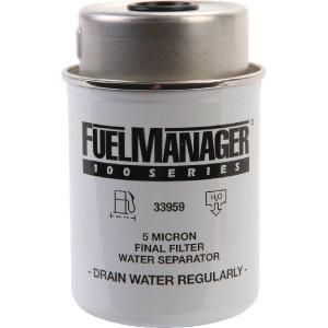 Fuel Manager Filterelement FM100 - FM33959 | 109.2 mm | 5 µm