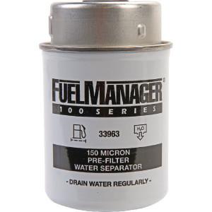 Fuel Manager Filterelement FM100 - FM33963 | 109.2 mm | 150 µm