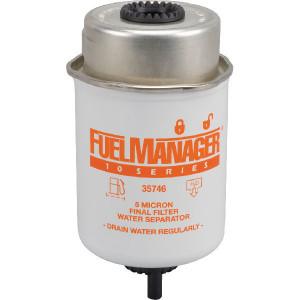 Fuel Manager Filterelement FM10 - FM35746 | 109.2 mm | 5 µm
