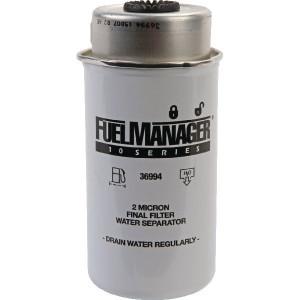 Fuel Manager Filterelement FM10 - FM36994 | 152.4 mm | 2 µm | 1/4 18 NPT mm