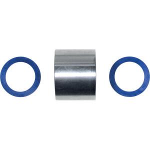 Tecalemit Montageset FMT3-W85 - FMT3985001 | Aansluitset voor FMT 3 | 120 x 52 x 85 mm
