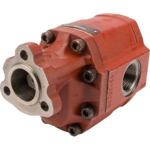 "Casappa Pomp FP30.125D0-19T1 LGG/GG-N - FP30125D | 125,66 cc/omw | 160 bar p1 | 180 bar p2 | 200 bar p3 | 1800 Rpm omw./min. | 300 Rpm omw./min. | 233 mm | G 1 1/4"" | G 1 1/4"" | 152 mm"