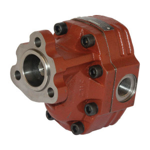 "Casappa Pomp FP 30.27 SO-19T1-LGE/GE-N - FP3027S | 26,70 cc/omw | 290 bar p1 | 315 bar p2 | 325 bar p3 | 3000 Rpm omw./min. | 300 Rpm omw./min. | 150,5 mm | G 3/4"" | G 3/4"" | 106,5 mm"