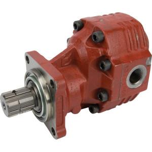 "Casappa Pomp FP30.61D0-16Z0-LGF/GF-N - FP3061D16Z0 | 61.26 cc/omw | 220 bar p1 | 240 bar p2 | 250 bar p3 | 2000 Rpm omw./min. | 300 Rpm omw./min. | 196,5 mm | 134,5 mm | 1"" | 1"""