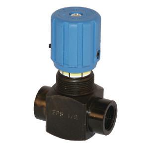 """FluidPress Smoring FPB 85L 3/4 BSP - FPB20001   Snelheidsregeling   Fijnafstelling   1/4"""" 3/4"""" BSP   300 bar   105 mm   85 l/min   3/4 BSP   250 bar"""