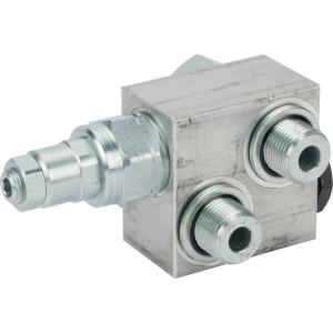 FluidPress Stroomregelventiel OMM - FPBCS08DVD1 | 0.550 kg