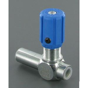"FluidPress Smoorterugslagventiel 12L 1/4 BSP - FPU03001   Fijnafstelling   0,5 bar   300 bar   1/4"" 1"" BSP   12 l/min   1/4 BSP   300 bar"