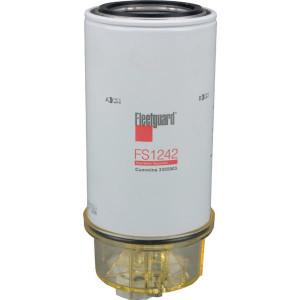 Fleetguard Brandstof-waterafscheider - FS1242B | 99.57 mm | 94.49 mm | 1-14 UNS-2B G