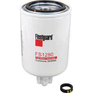 Waterafscheider brandstof Fleetguard - FS1280   J 925274   93.73 mm   13/16-18 UNS-2B   93.47 mm