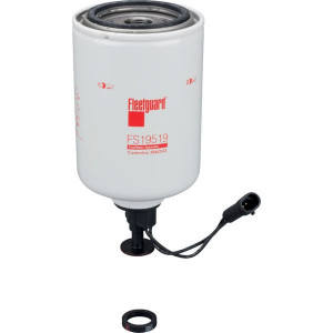 Fleetguard Brandstof-waterafscheider - FS19519V | 93.73 mm | 93.47 mm | M20 X 1.5-6H INT G