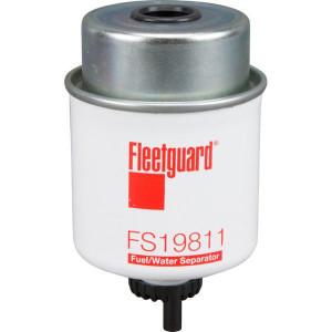 Fleetguard Brandstof-waterafscheider - FS19811 | 129 mm