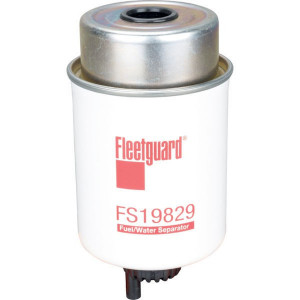 Fleetguard Brandstof-waterafscheider - FS19829 | 154.5 mm