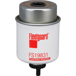 Fleetguard Brandstof-waterafscheider - FS19831 | 135 mm