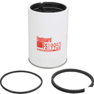 Brandstoffilter Fleetguard - FS19950 | 107 mm | 110.5 mm H | 1-14 UNS-2B G