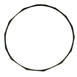 Arag O-ring voor 453- Serie EPDM - G11037