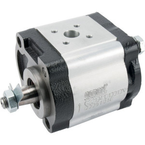 Gopart Hydrauliekpomp 8,2cc - G231941010010N | 8,2 cc/omw | 250 bar p1 | 280 bar p2 | 300 bar p3 | 3500 Rpm omw./min. | 700 Rpm omw./min. | 100,7 mm | 100,7 mm | 40 mm | 35 mm