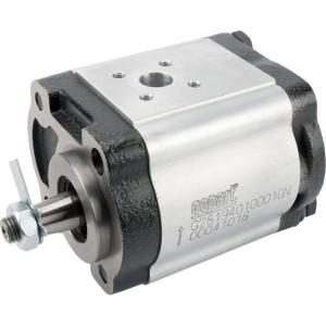 Gopart Hydrauliekpomp 16cc - G281940100010N | 16 cc/omw | 250 bar p1 | 280 bar p2 | 300 bar p3 | 3000 Rpm omw./min. | 600 Rpm omw./min. | 115,9 mm | 115,9 mm | 54,9 mm | 40 mm | 35 mm