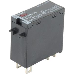 Omron Solid state relais 2A 32V - G3RODX02SNDC524