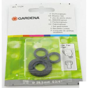 """Gardena Afd.set 3xO-ring 1xring 3/4"""" - GA1124"""