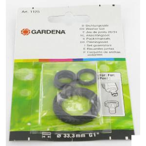 """Gardena Afd.set 3xO-ring 1xring 1"""" - GA1125"""