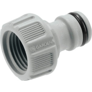 "Gardena Insteeknippel bi 1/2"" - GA1137 | G 1/2"" 21 mm | Binnendraad"