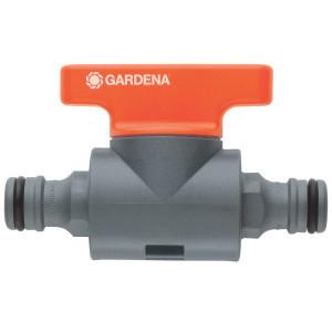 Gardena Koppeling + regelventiel - GA2976 | In blister verpakt