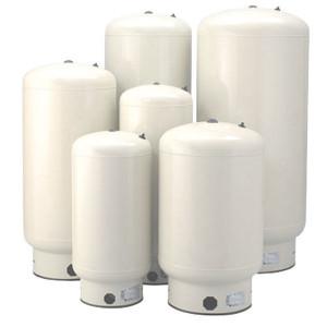 DAB Pumps Membraanvat C.G. staal 310L. V - GC310 | 10 bar | Verticaal | 310 l | 1500 mm | 533 mm