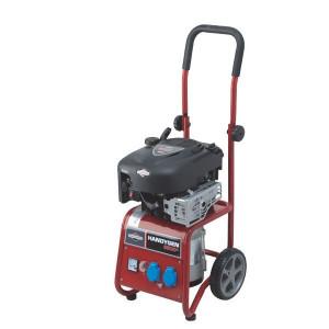 Briggs & Stratton Generator Handy Gen 2500 A B&S 2,4 kVA | HG2500A, 030388 | 1,5 ltr. | 70 dB | 95 LwA | 6 Hp | 35 kg