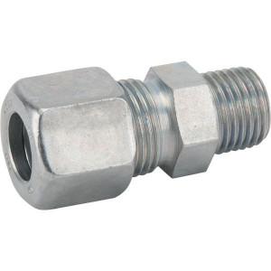 Voss Inschroefkoppeling 8LL M10K - GEV8LLMK10 | 2S snijring | 100 bar | 8 mm | M10 x 1 K | 8 mm